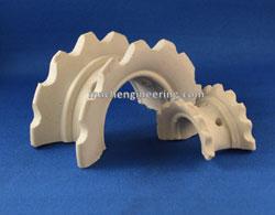 Pall Rings - Ceramics