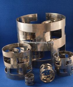 Pall Rings Metal