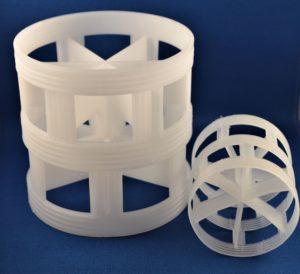 Plastic Pall Rings