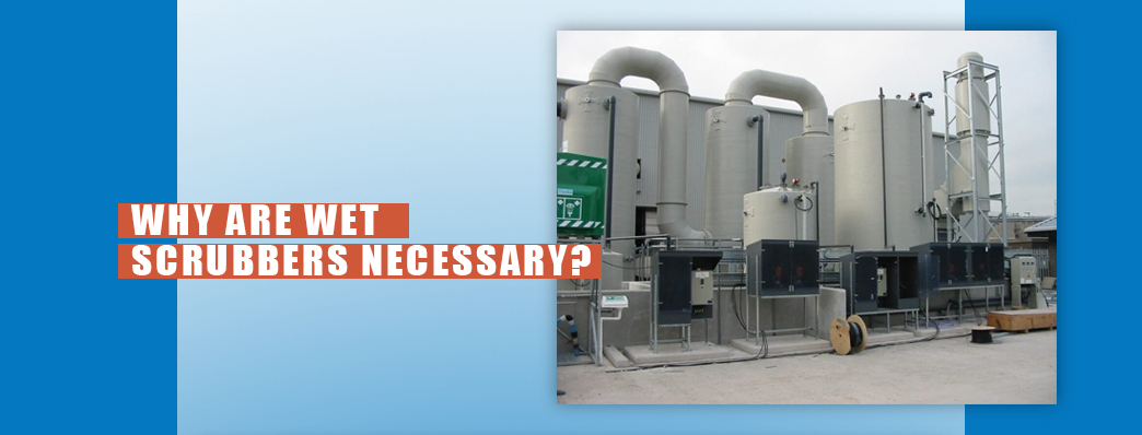 Wet Scrubbers for Pollution Control | MACH Engineering