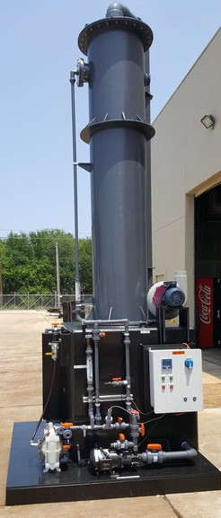 H2S Scavenger and Scrubber System
