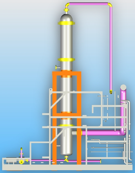 SO2 Scrubber System