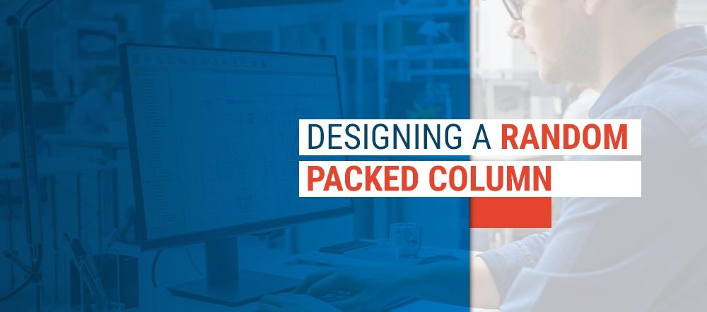 Designing-a-Random-Packed-Column